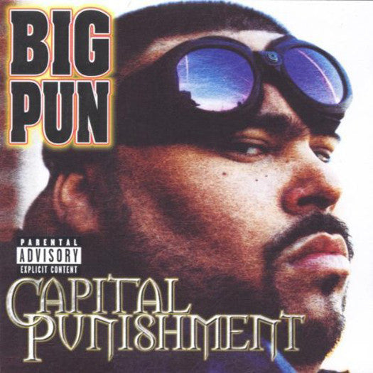 BIG PUN CAPTAL PUNISHMENT LP VINYL NEW (US) 33RPM