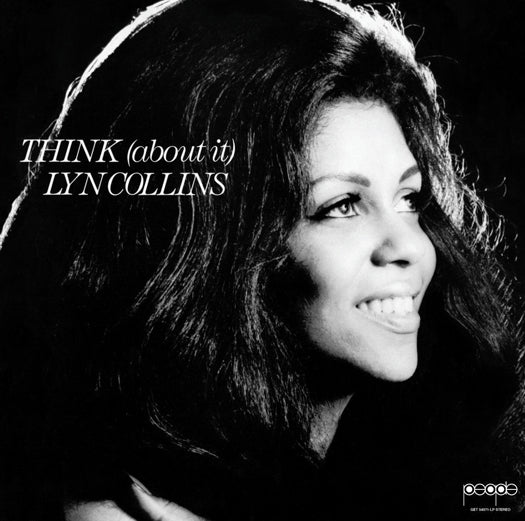 LYN COLLINS THINK ABOUT IT LP VINYL NEW (US) 33RPM