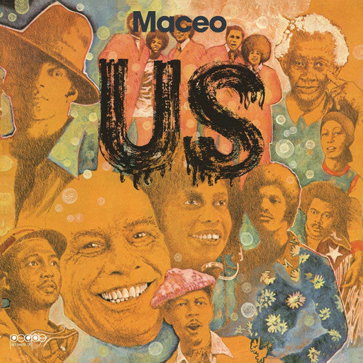 MACEO PARKER US LP VINYL NEW (US) 33RPM
