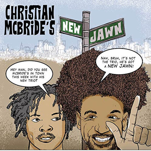 Christian McBride New Jawn Double Vinyl LP New 2018