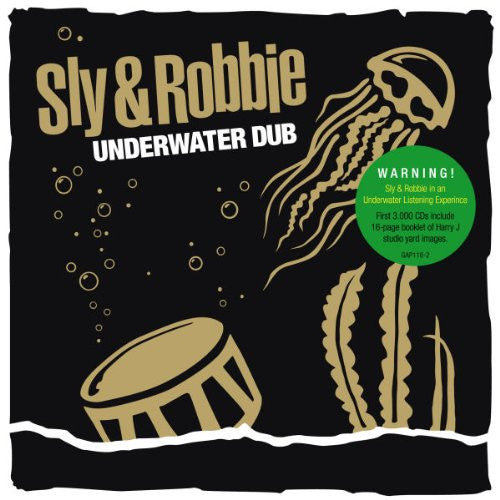 SLY AND ROBBIE UNDERWATER DUB LP VINYL 33RPM NEW