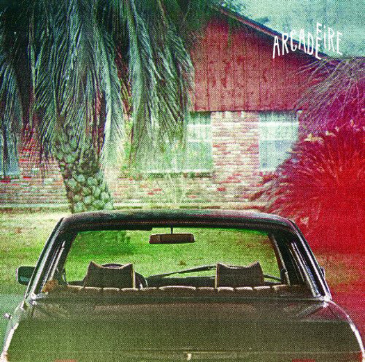 ARCADE FIRE THE SUBURBS LP VINYL NEW 2013 33RPM