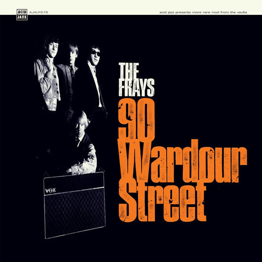 FRAYS 90 WARDOUR STREET LP VINYL 33RPM NEW