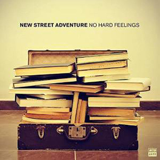NEW STREET ADVENTURE NO HARD FEELINGS LP VINYL NEW 33RPM