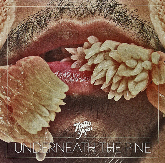 TORO Y MOI UNDERNEATH THE PINE LP VINYL NEW (US) 33RPM
