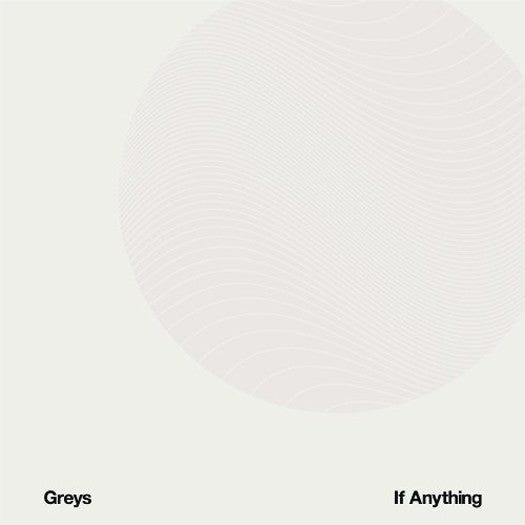 GREYS IF ANYTHING LP VINYL NEW (US) 33RPM