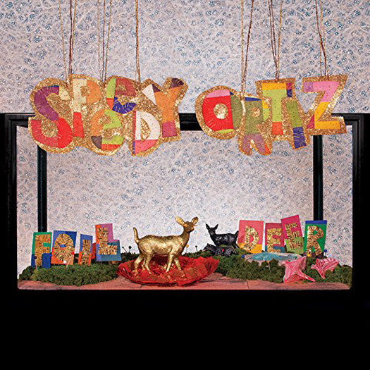 SPEEDY ORTIZ FOIL DEER LP VINYL NEW (US) 33RPM