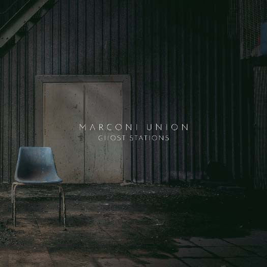 MARCONI UNION GHOST STATIONS LP VINYL NEW Electro 2016