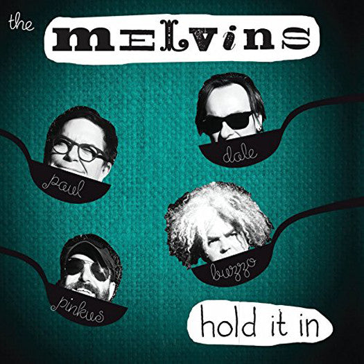 MELVINS HOLD IT IN LP VINYL NEW (US) 33RPM