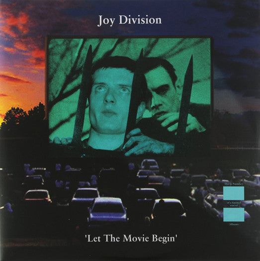 JOY DIVISION LET THE MOVIE BEGIN 2LP LP VINYL NEW 33RPM
