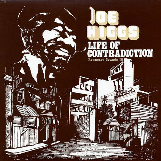 JOE HIGGS LIFE OF CONTRADICTION LP VINYL NEW 2008 33RPM