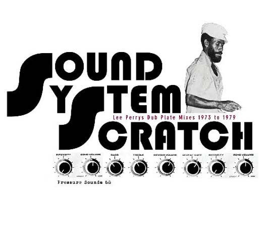 LEE PERRY SOUND SYSTEM SCRATCH LP VINYL NEW 33RPM