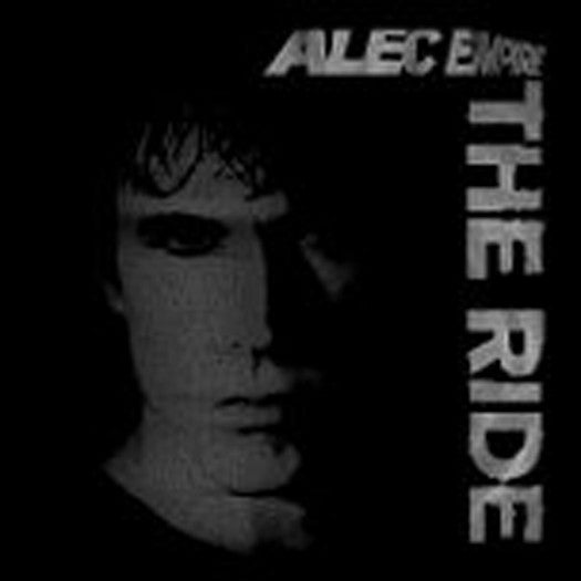 ALEC EMPIRE THE RIDE 12 INCH VINYL SINGLE NEW