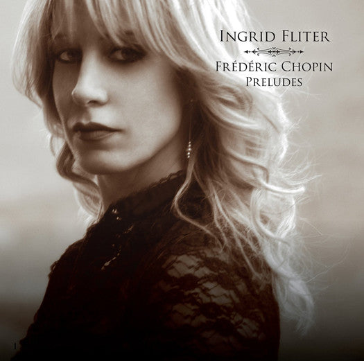 INGRID FLITER CHOPIN: PRELUDES LP VINYL NEW 180GM 2014