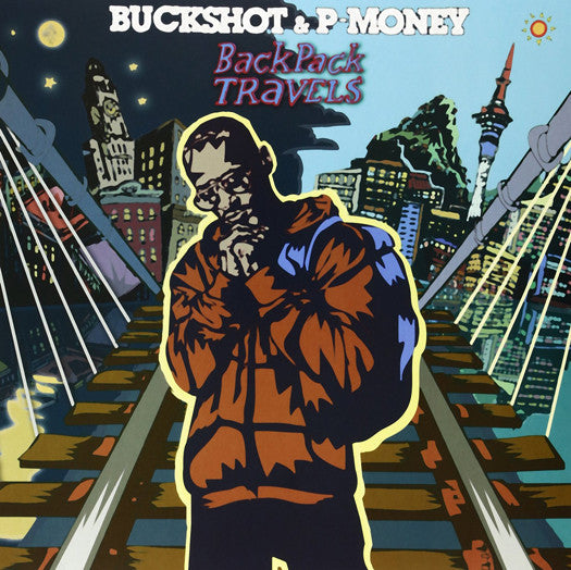 BUCKSHOT & P-MONEY BACKPACK TRAVELS LP VINYL NEW (US) 33RPM