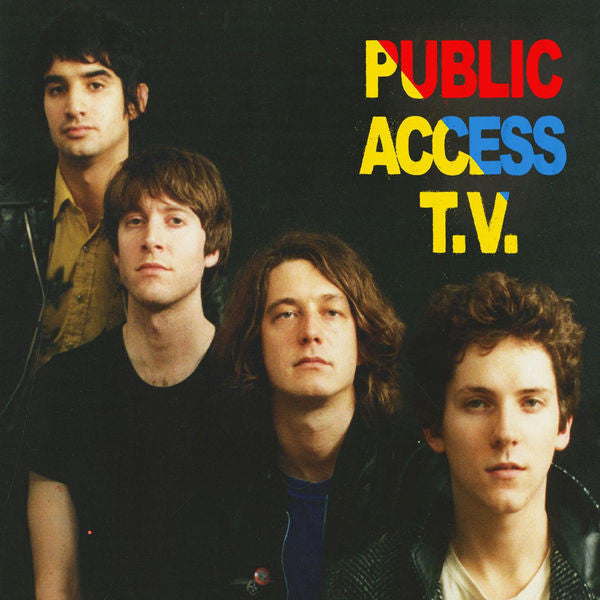 PUBLIC ACCESS TV Never Enough LP Vinyl NEW