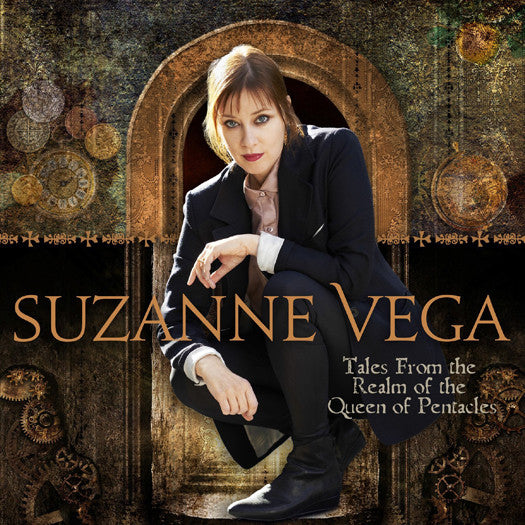 SUZANNE VEGA TALES FROM REALM OF QUEEN OF PENTACLES LP VINYL NEW (US)