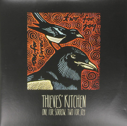 THIEVES KITCHEN ONE FOR SORROW TWO FOR JOY LP VINYL 33RPM NEW 2014 45RPM