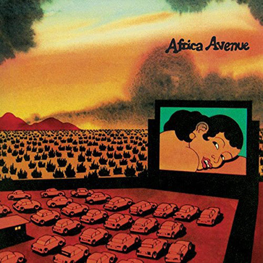 PAPERHEAD AFRICA AVENUE LP VINYL NEW (US) 33RPM