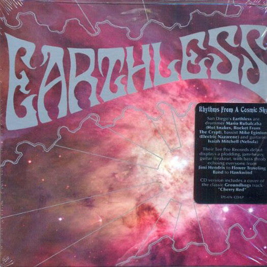 EARTHLESS RHYTHMS FROM A COSMIC SKY LP VINYL 33RPM NEW
