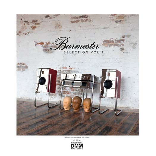 BURMESTER SELECTION Vol. 1 LP Vinyl 45rpm NEW 2017