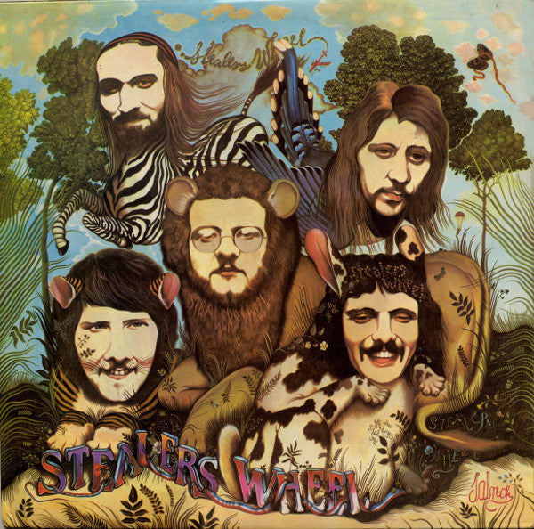 STEALERS WHEEL Stealers Wheel LP Vinyl NEW 2016
