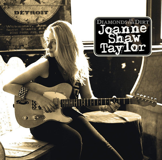 JOANNE SHAW TAYLOR DIAMONDS IN THE DIRT LP VINYL NEW (US) 33RPM