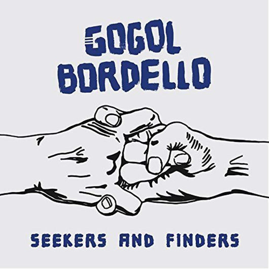 Gogol Bordello Seekers & Finders Marbled Vinyl LP New 2017