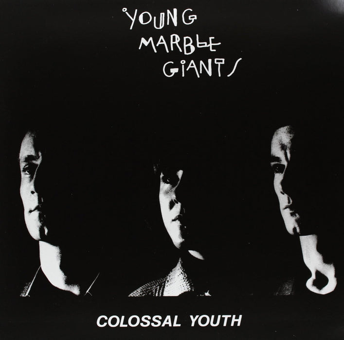 YOUNG MARBLE GIANTS COLOSSAL YOUTH 2007 LP VINYL 33RPM NEW EXPANDED ED