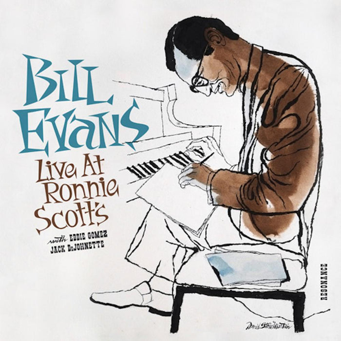 Bill Evans - Live At Ronnie Scott's Vinyl LP Black Friday 2020