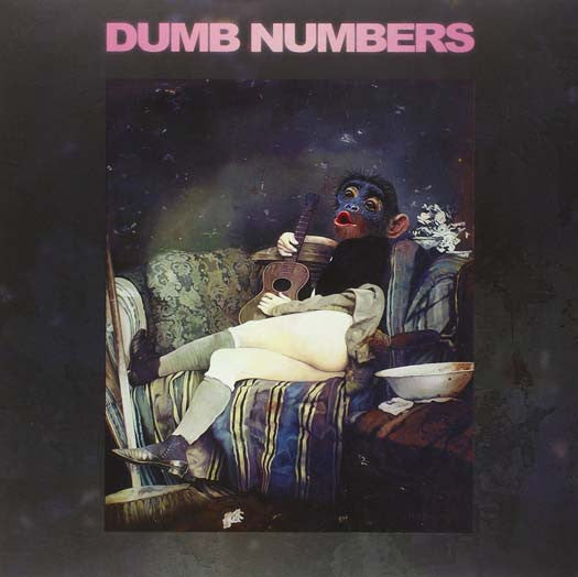 "DUMB NUMBERS II 12"" LP Purple coloured Vinyl NEW 2016"