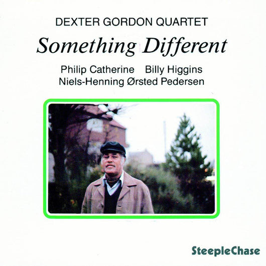 Dexter Gordon Quartet Something Different Vinyl LP New 2018