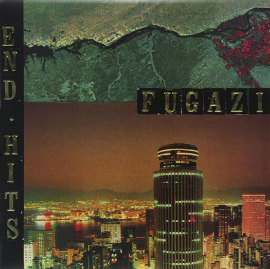 FUGAZI END HITS LP VINYL NEW (US) 33RPM