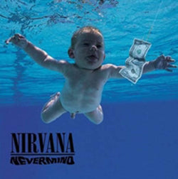 Nirvana Nevermind Vinyl LP New 2015