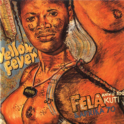 Fela Kuti - Yellow Fever Vinyl LP Reissue New Pre Order 13/12/19