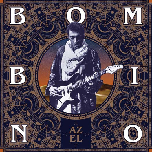 BOMBINO AZEL LP VINYL NEW 29.04