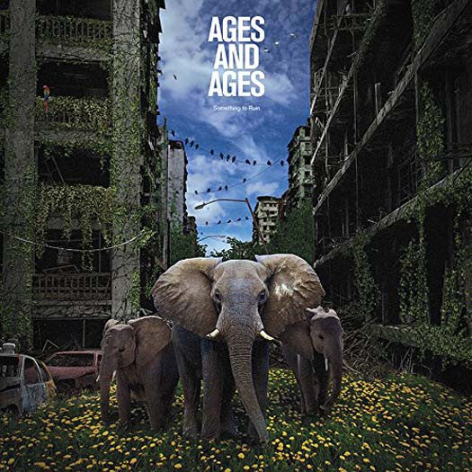 AGES & AGES Something To Ruin LP Vinyl NEW