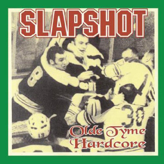 SLAPSHOT OLDE TYME HARDCORE LP VINYL NEW (US) 33RPM LIMITED EDITION