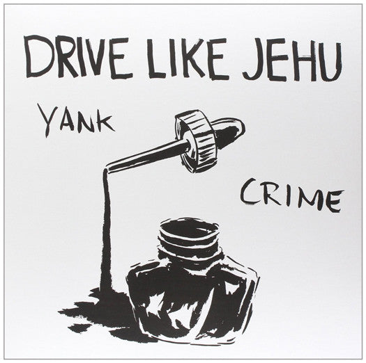 DRIVE LIKE JEHU YANK CRIME VINYL NEW 33RPM 7INCH SINGLE INCLUDED
