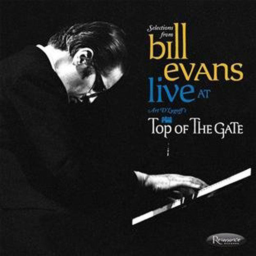 BILL EVANS LIVE AT ART DLUGOFF'S TOP OF THE GATE BOX LP VINYL NEW (US)