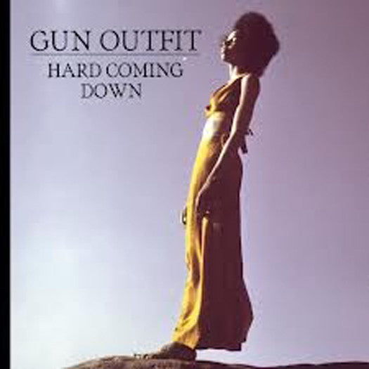 GUN OUTFIT HARD COMING DOWN LP VINYL NEW 2013 33RPM