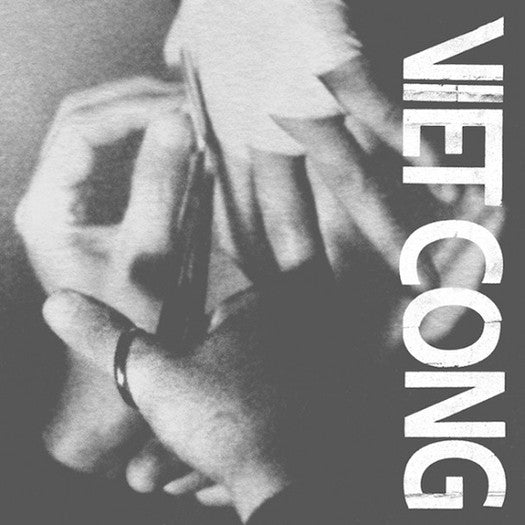 VIET CONG VIET CONG WHITE LP VINYL NEW (US) 33RPM COLOURED