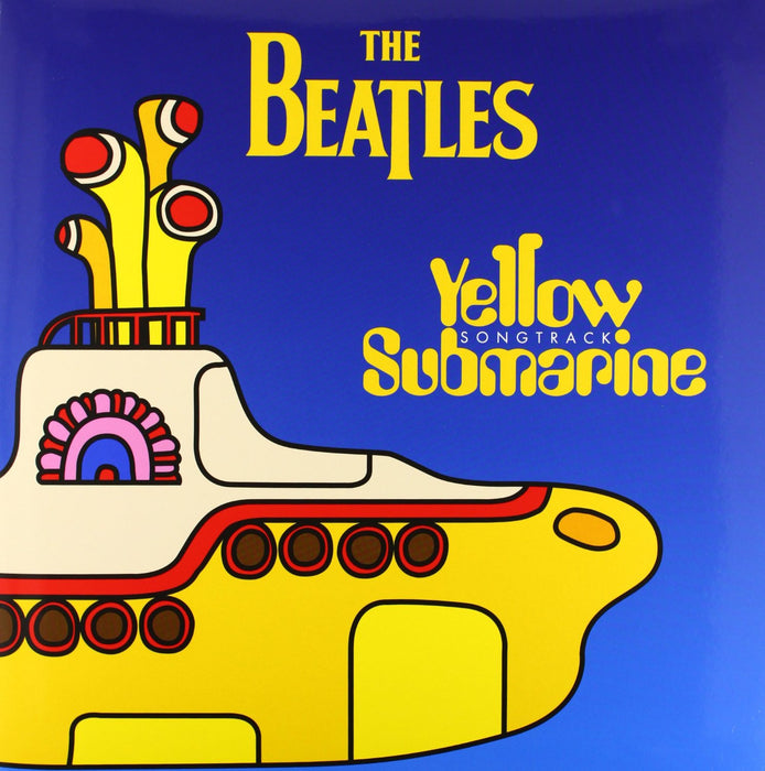 The BEATLES Yellow Submarine Soundtrack VINYL LP NEW