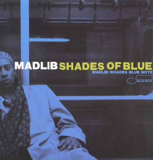 MADLIB SHADES OF BLUE MADLIB INVADES BLUE NOTE LP VINYL NEW (US) 33RPM