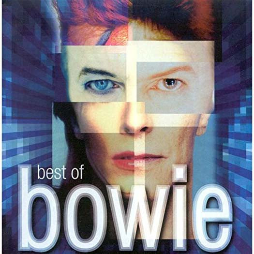 DAVID BOWIE BEST OF DAVID BOWIE CD NEW REMASTERED