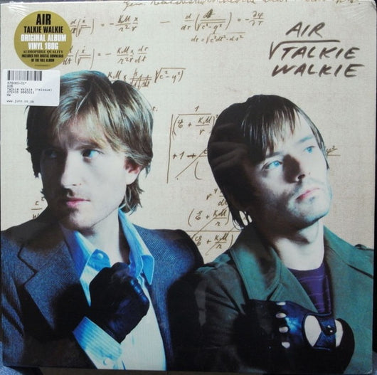 AIR Talkie Walkie Vinyl LP New 2015