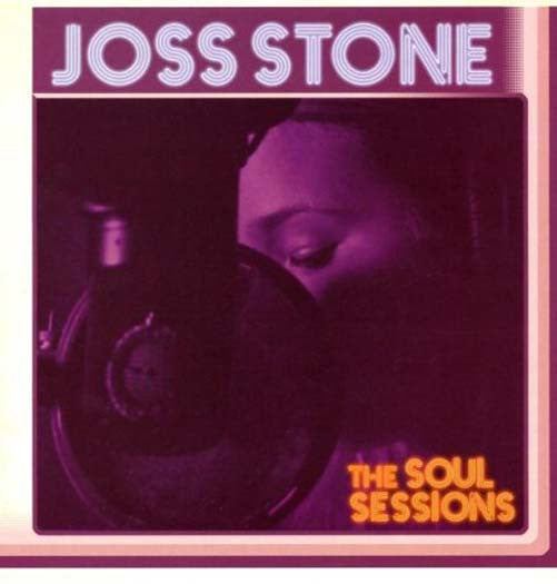 JOSS STONE SOUL SESSIONS LP VINYL NEW 33RPM