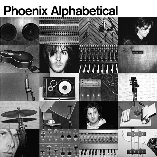Phoenix ALPhabetical LP Vinyl New