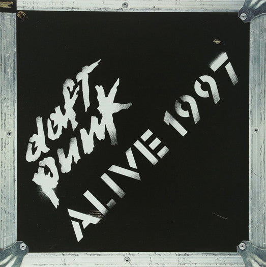 DAFT PUNK ALIVE 1997 LP VINYL NEW LIMITED EDITION 2014
