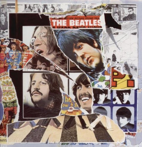 THE BEATLES Anthology Volume 3 LP Vinyl NEW Hey Jude Shake Rattle And Rolll